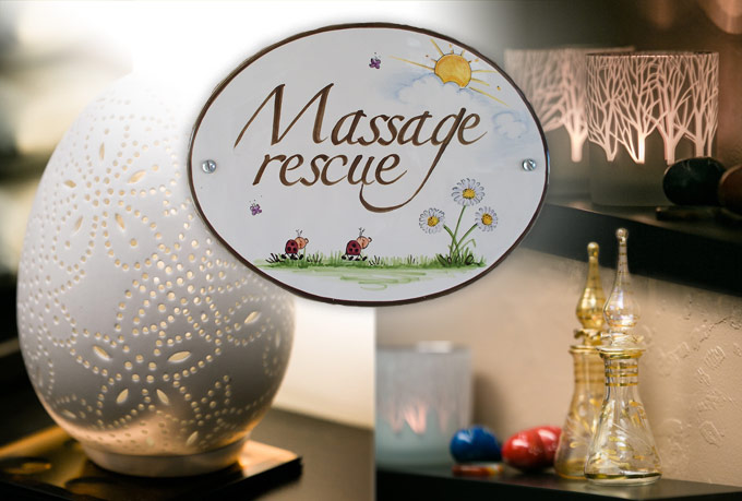 Welcome to Massage Rescue
